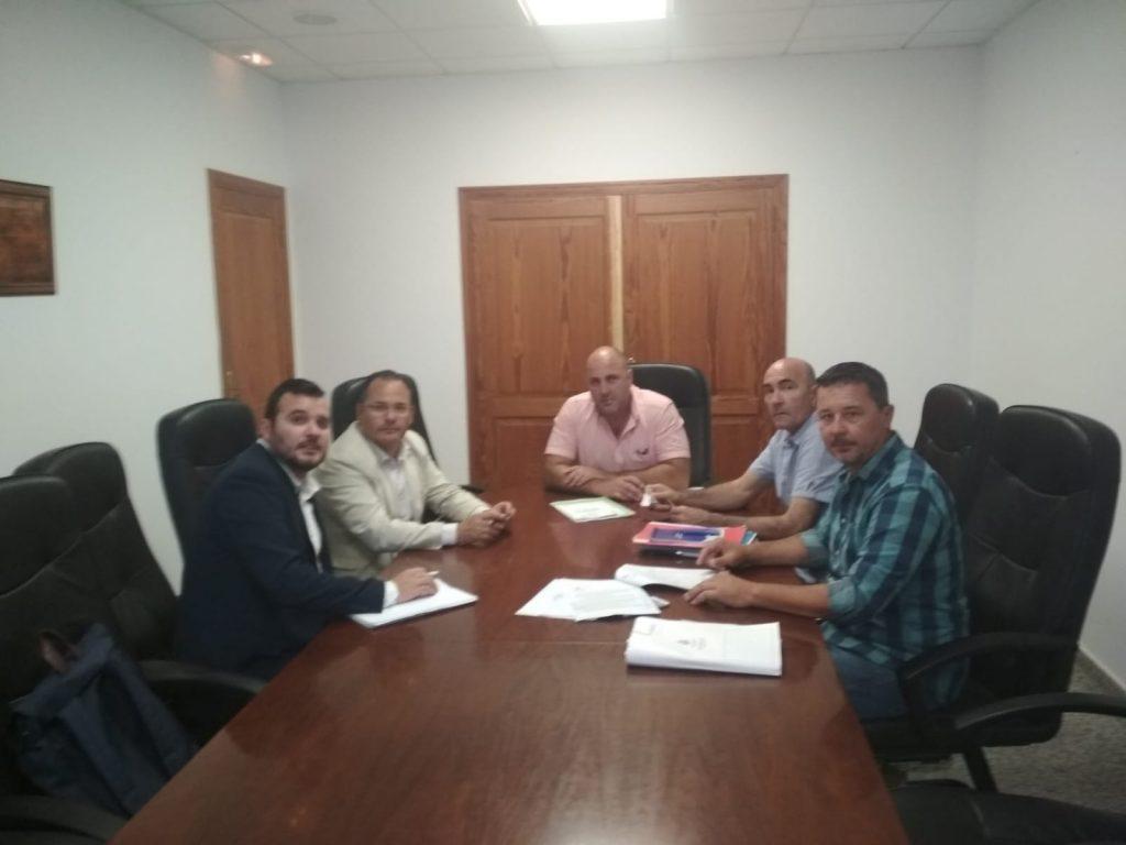 FOTONOTICIA. El Ayuntamiento de Tuineje adjudica el contrato del ...